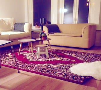 Cute and local appartement - Amsterdam