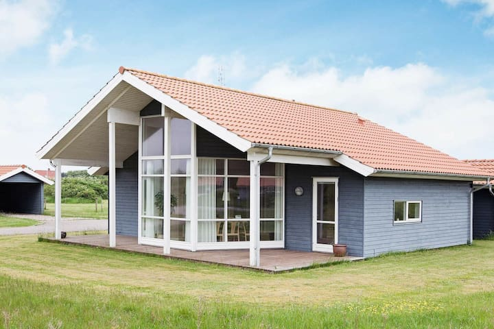 Modern Holiday Home in Ulfborg Near Sea