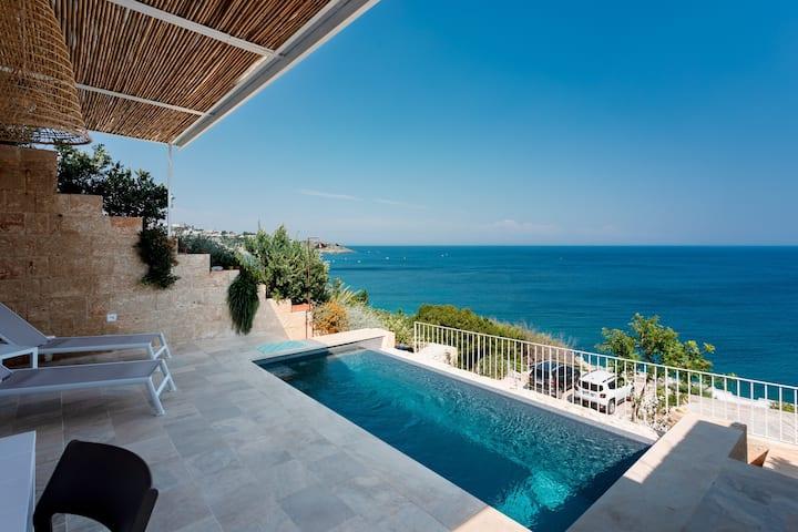 Casa Marinaia. Tra il mare e il vento