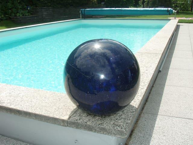 Stimmung am Pool