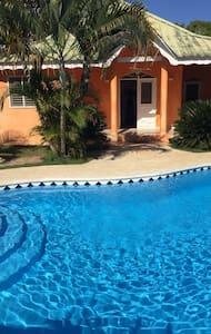 villa exotique au calme - El Limón