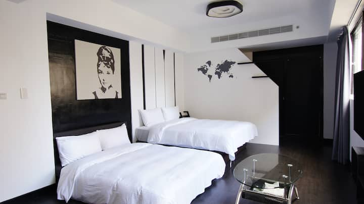 【Long Stay Discount 長住優惠】Family Room 家庭房