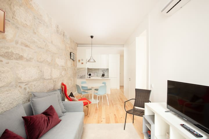 Porto's Joy - Apartment close to metro Marquês