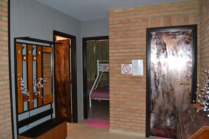 appartement 3-4 personnes  Charleroi Rive Gauche