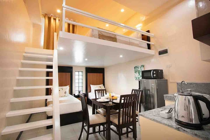 NEW! Junior Suite with Kitchen near SM Ormoc