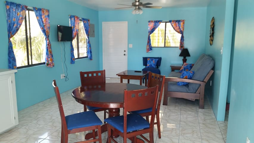 Two Bedroom home in a beachfront resort