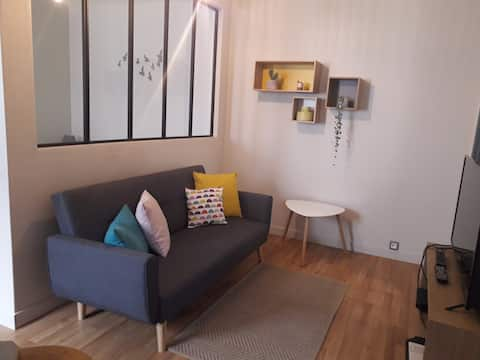 Very nice apartment in the city center