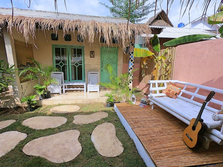 Casa Tropical, Gili Trawangan, double room #4