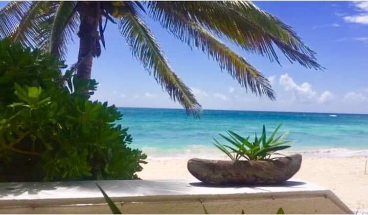 Aventuras Akumal Beach Front Luxury Villa