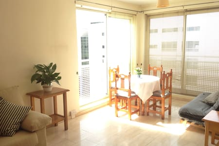 Spacious central apartment with rooftop pool - Gibraltar