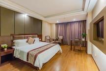 惠州双月湾|巽寮湾|目的地曦岸酒店|海景大床房 8