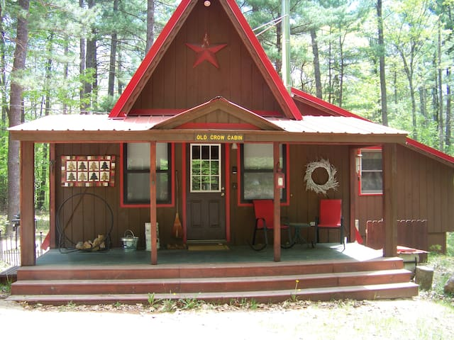 Old Crow Cabin