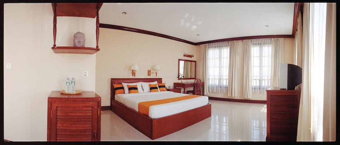 Great and dreamy room in Siem Reap