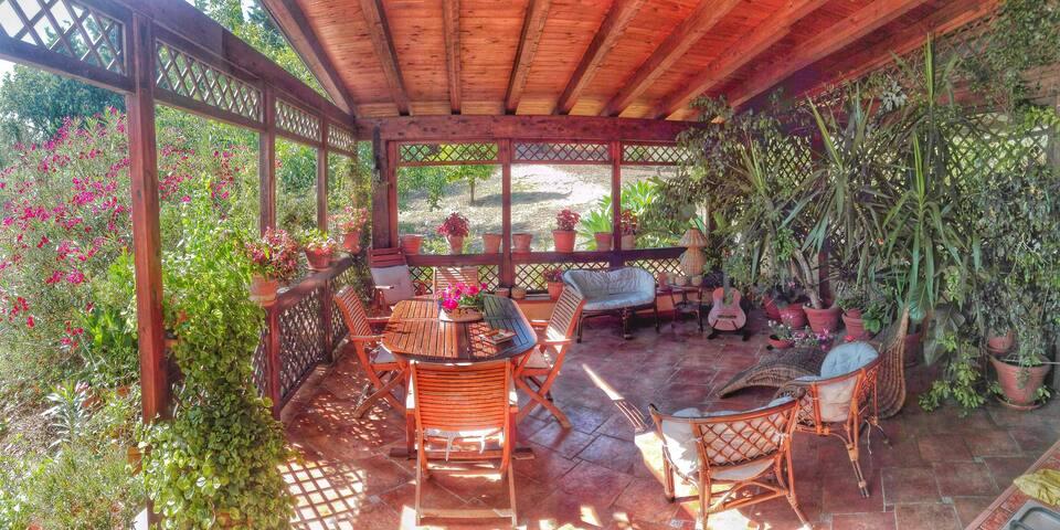 Villa in campagna a 5 minuti dal mare - Alcamo - Talo