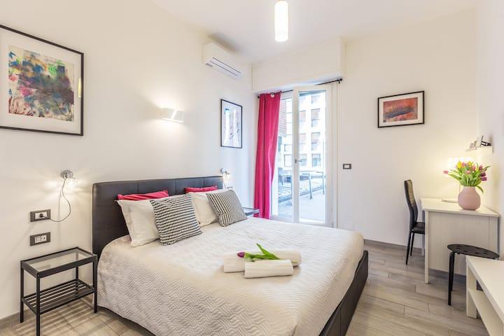 Modern Aparthotel near Bologna Centrale - room 6