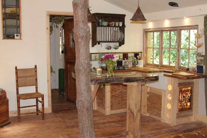 Magical treehouse in the heart of Waveney Valley
