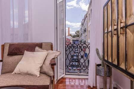 Beato Luxury Loft - Trendy Location in Lisbon