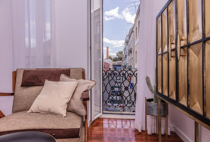 Beato Luxury Loft - Trendy Location in Lisbon