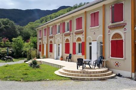 Gîte rural (3 épis) - Environnement exceptionnel - Montmaur - 公寓