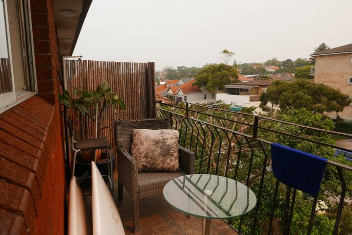 Amazing studio apartment 5 min from Bondi Beach