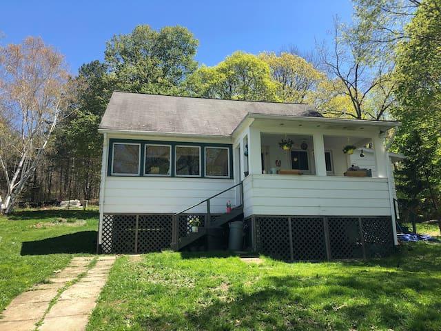 Charming Lake House