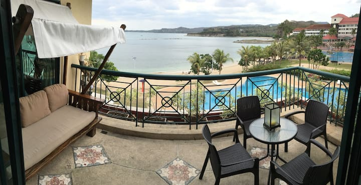 Beachfront Condo in Canyon Cove Nasugbu Batangas