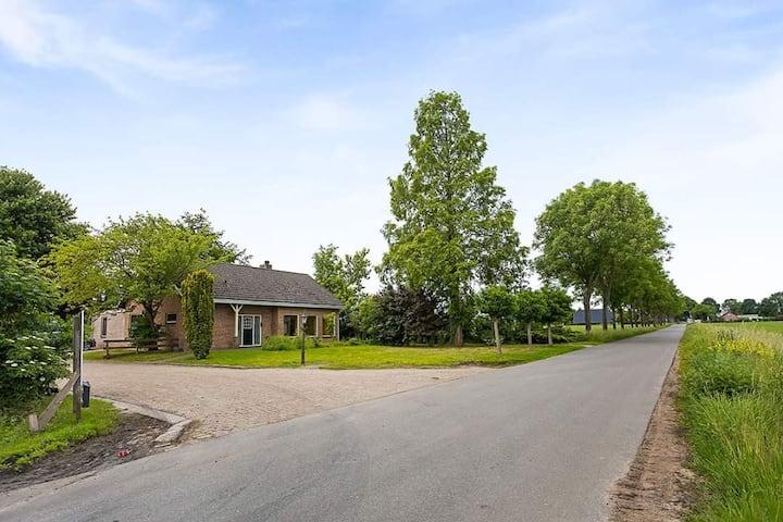 Logeren bij Tante Marta in Oudenbosch
