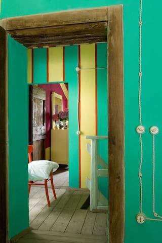 Casa Rossa - Barbarano vicentino - Huis