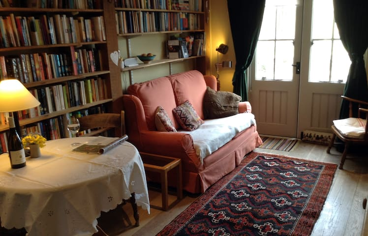 Beautiful  beamed cottage, Suffolk - Boxford - Apartamento