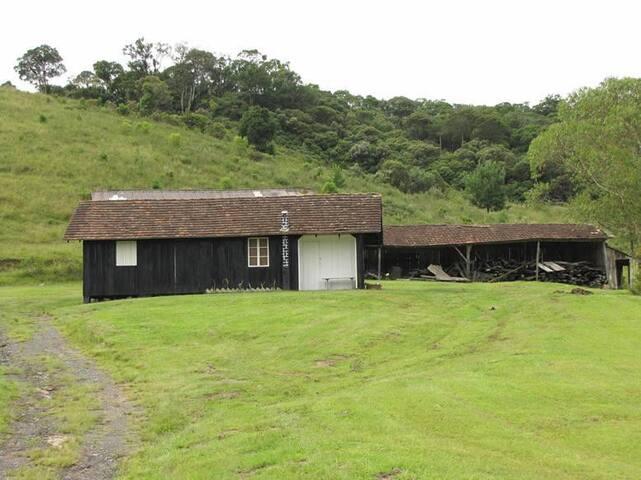 Casinha de Campo - Cachoeira do Zinco