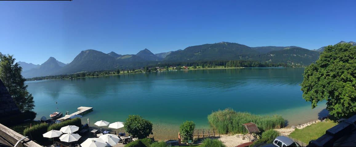 Lakeside Wolfgangsee