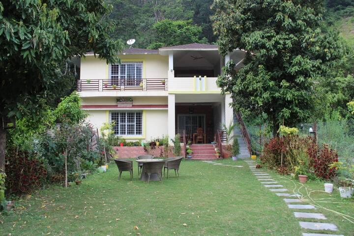 Corbett Dream Villa