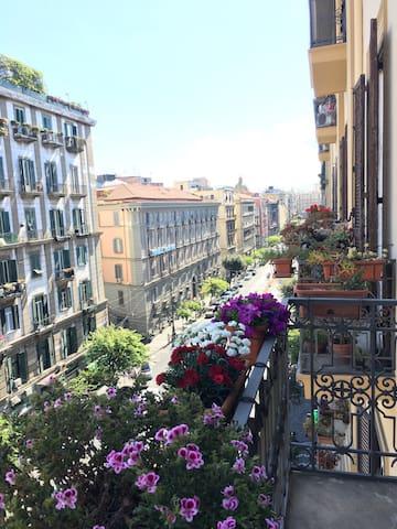 A casa di Zia ! - Nápoles - Apartamento