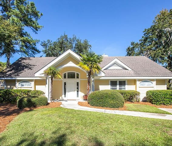 3 Bedroom one level House on Hilton Head Island