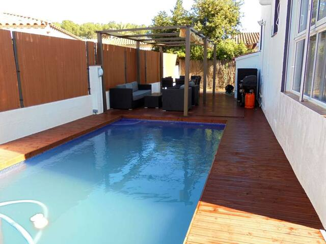Costa Brava / Maison Piscine à 10 min mer et golf