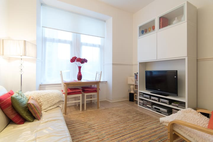 Cosy and Bijou Central Glasgow Flat - Glasgow - Apartment