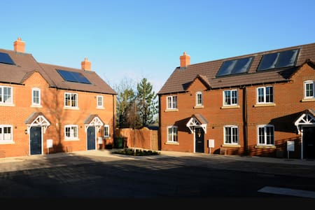 Lovely 2 bedroom house hampton in arden - Hampton in Arden - Huis