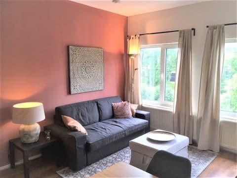 Mooi appartement dicht bij Amsterdam nr C