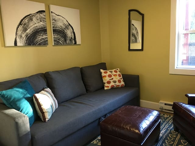 Downtown Providence Park Condo (Business Friendly)