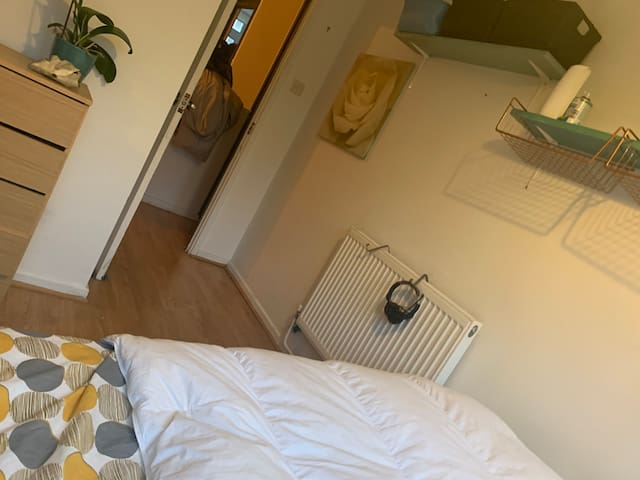 Lovely Double Room in the earth of Shoreditch