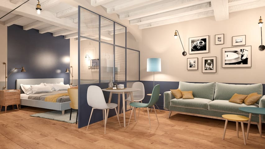 Boutique apartment