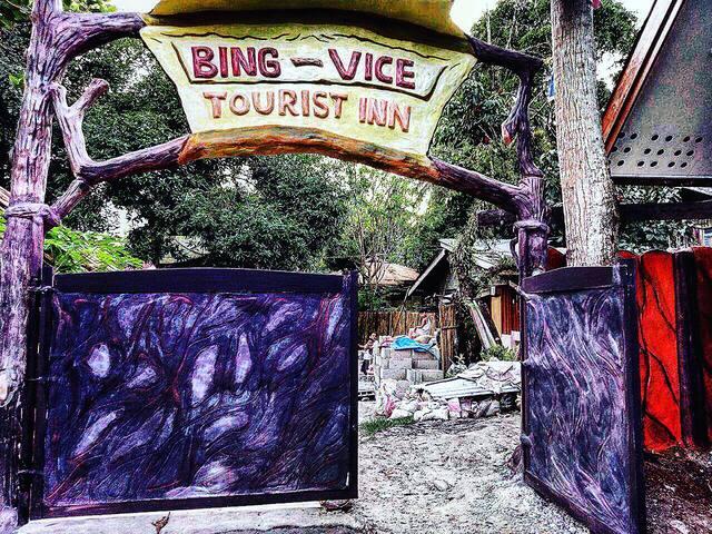 BING-VICE Tourist Inn - San Vicente - 別荘