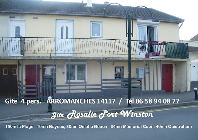 Rosalie Port Winston
