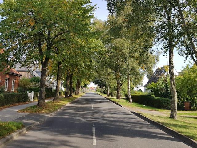 Willkommen in Dierhagen Ortsteil Dändorf