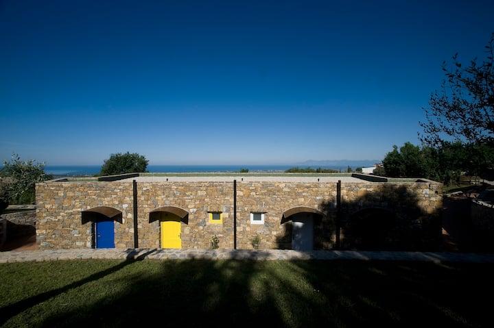 Borgo la Pietraia country house Paestum Cilento