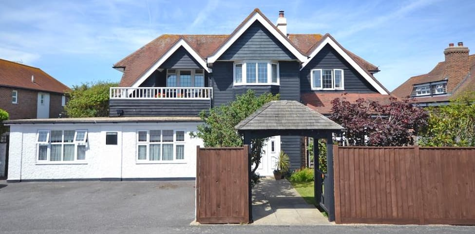 Private Ensuite Double & Garden, Close to the Sea - Selsey - Bed & Breakfast