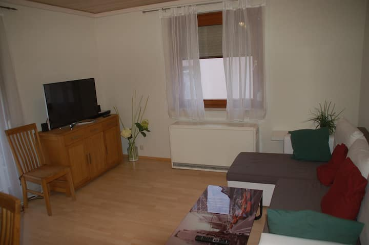 3-Zimmer Apartment in City Nähe