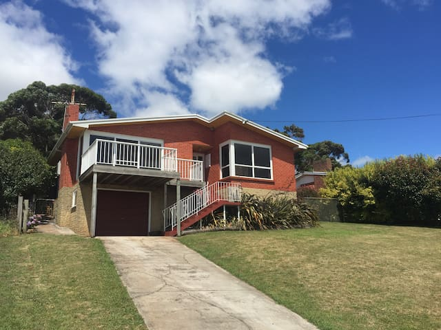 Riverview Cottage - East Devonport