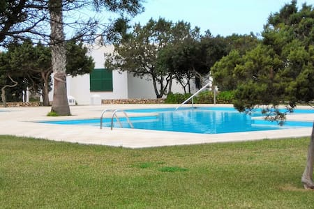 Chalet de ensueño en Cap d´Artrutx - Ciutadella de Menorca