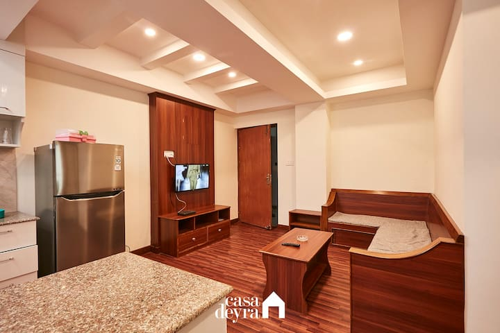 Mountain View @Patan |3BHK Apartment by Casa Deyra